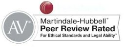 Martindale-Hubbel Peer Review Rated For Ethical Standards and Legal Ability